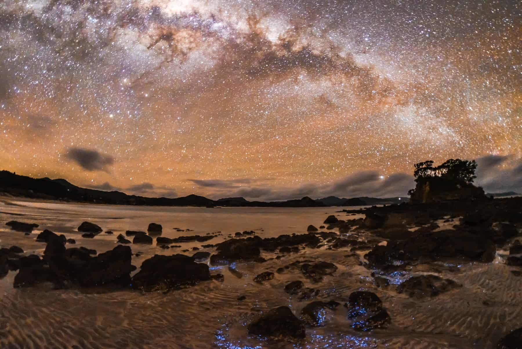 Good Heavens Dark Sky Tours Great Barrier Island