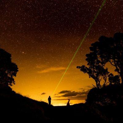 Stargazing on Great Barrier Island