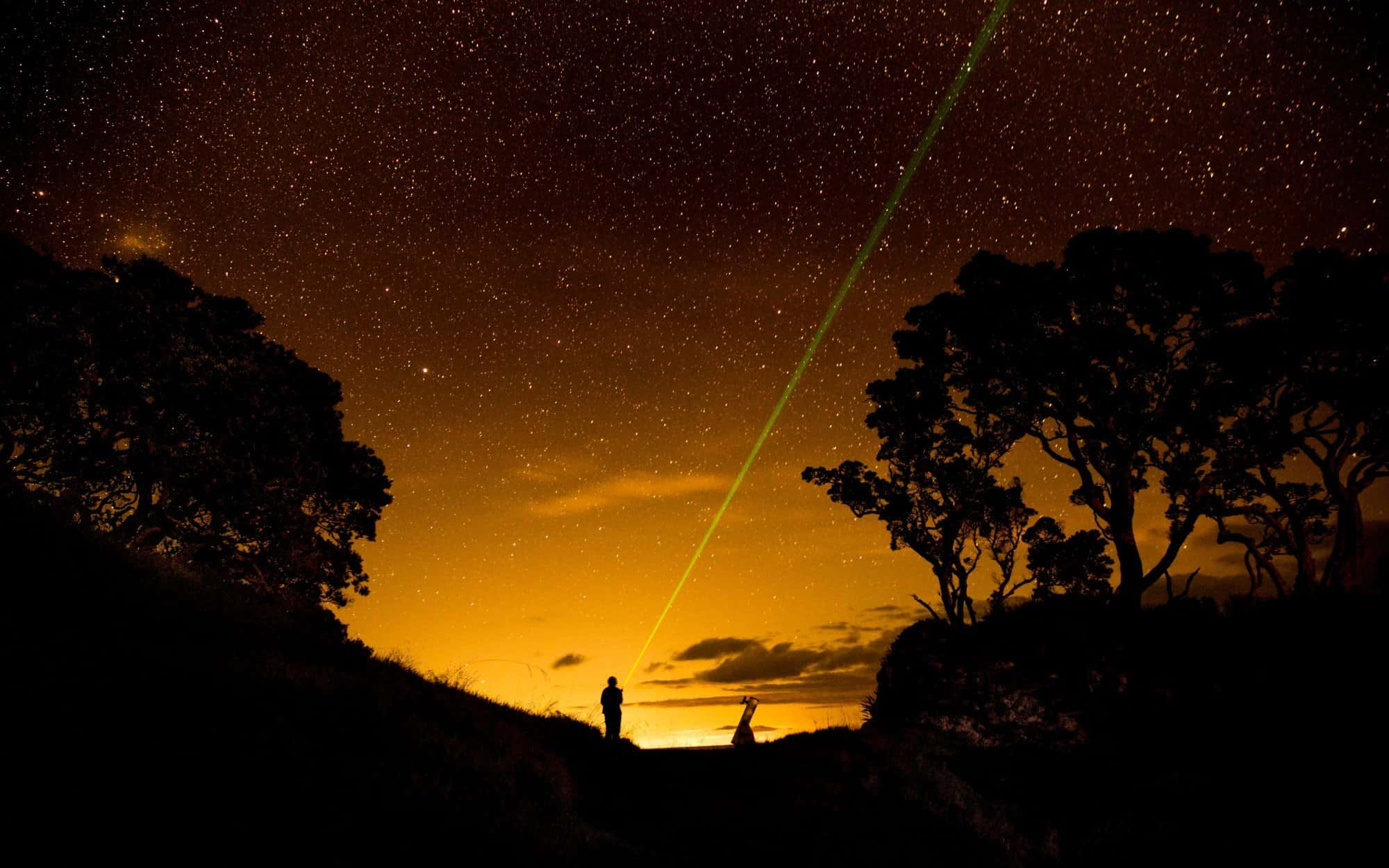 Stargazing in New Zealand - Good Heavens Dark Sky Experiences on Great Barrier Island - Pah Point