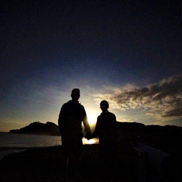 Moongazing with Good Heavens