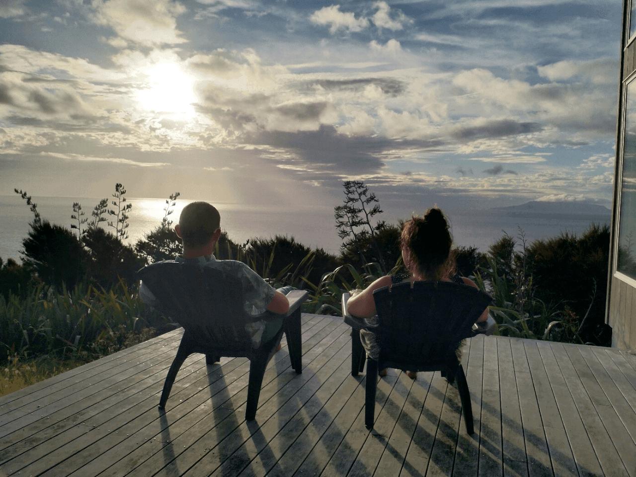 #XSPOTgbi great barrier island accommodation